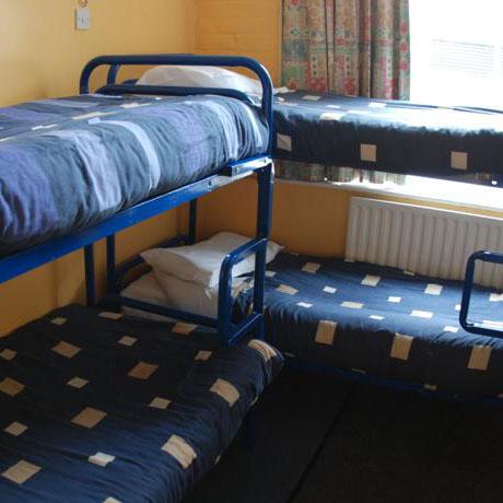 Avalon House Hostel room
